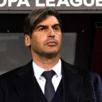"""Fonseca: """"Siviglia più forte di noi. Sconfitta giusta, dobbiamo accettarla"""" (news web Gazzetta.it)"""