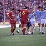 ROMA-LAZIO…-3 GIORNI, 19 NOVEMBRE 1989: PAREGGIO CON TANTE EMOZIONI