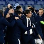 """Lazio, Inzaghi: """"Derby preparato benissimo, avevo visto gli sguardi giusti"""" (rs web Repubblica.it)"""
