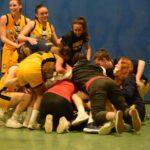 SERIE B FEMMINILE, SECONDA FASE: San Raffaele-Stella Azzurra 76-73 (dts)