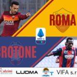 Roma Crotone 5 – 0 (pagelle)